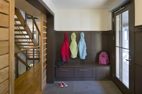 Mudroom Home Design Ideas