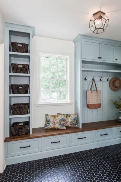 Mudroom Interior Design Ideas