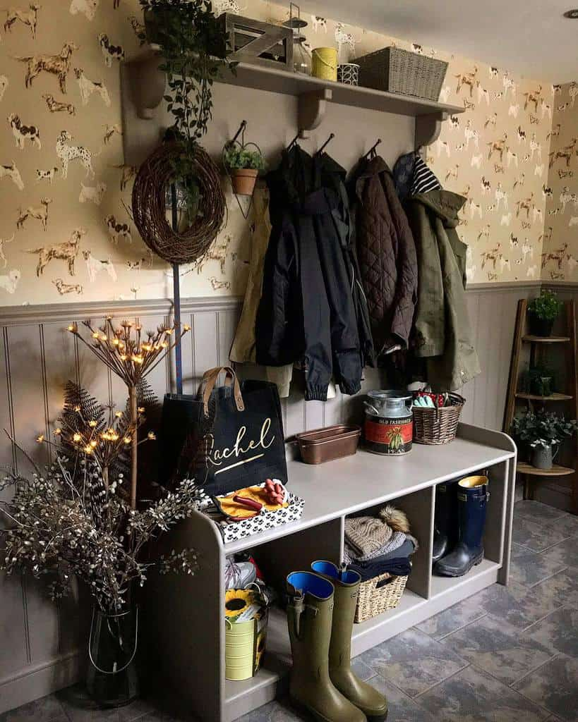 mudroom storage ideas lowdale_living