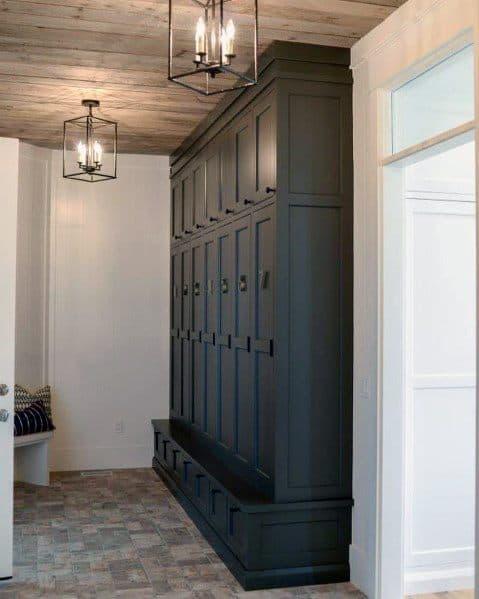 Mudroom Wood Ceiling Ideas