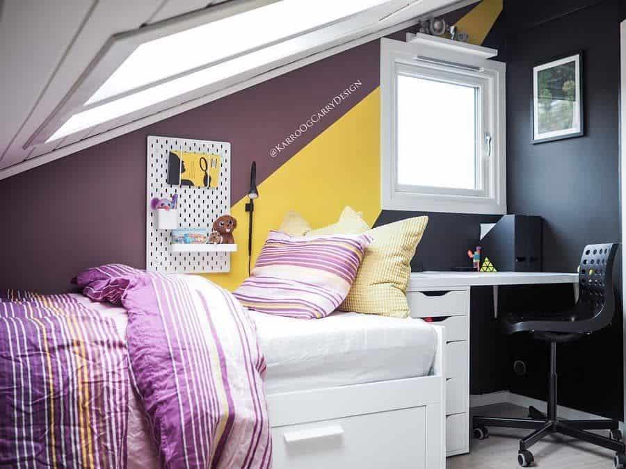 Multi Color Bedroom Paint Colors Karroogcarrydesign