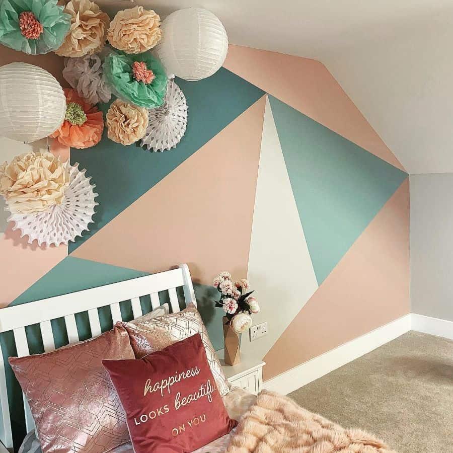 Multi Color Bedroom Paint Colors Redbricks Lifestyle