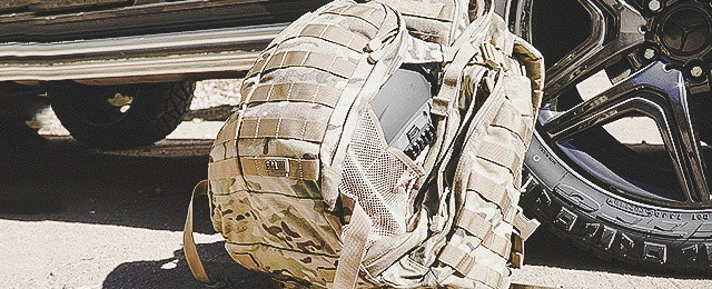 Multicam 5.11 Tactical Rush72 Backpack Review