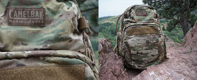 Multicam Camelbak Bfm Review Hydration Plus Cargo Backpack