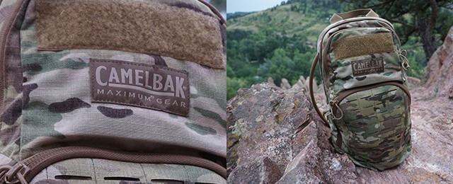 Multicam Camelbak Miltac Mule Review Hydration Plus Cargo Pack