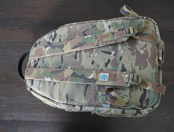Multicam Camo Blue Force Gear Tracer Backpack Back