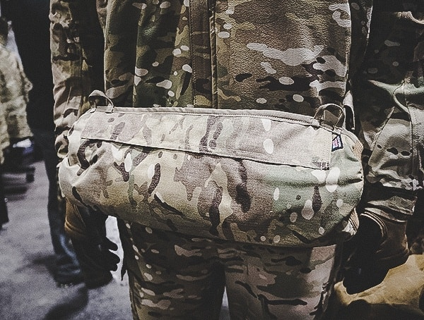 Multicam Handwarmer Tactical Gear At Outdoor Retailer Snow Show