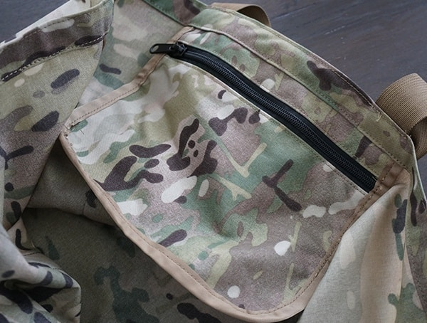 Multicam Otte Gear Gp Tote Closed Interior Pocket