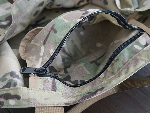 Multicam Otte Gear Gp Tote Interior Pocket Open
