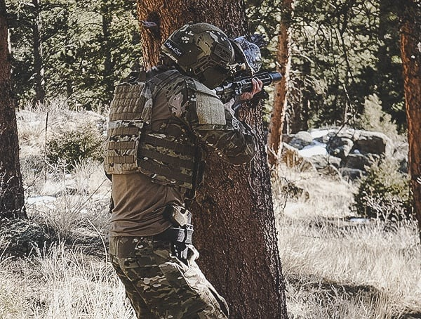 Multicam Plate Carrier With Team Wendy Exfil Ballistic Sl Helmet Review
