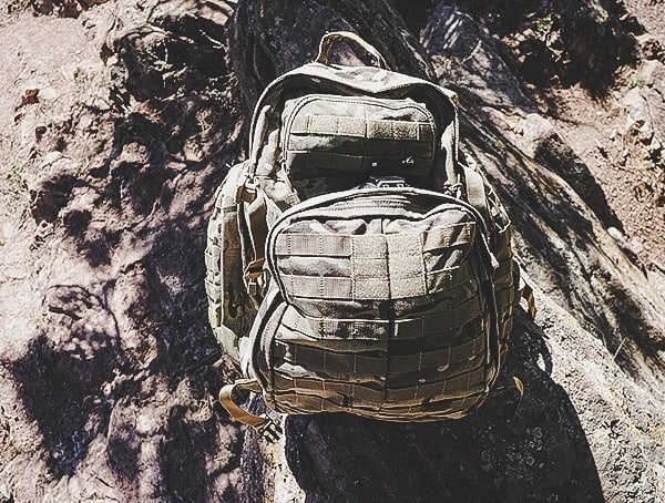 Multicam Tactical Backpack 5 11 Tactical Rush72 Review