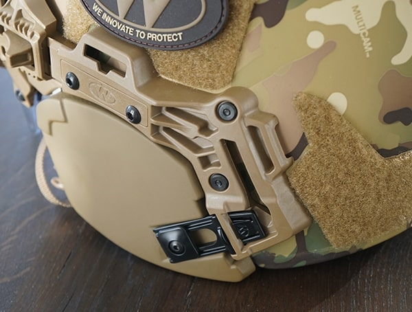 Multicam Team Wendy Exfil Ballistic Sl Helmet Ear Protection
