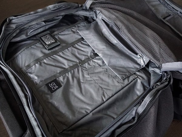 Multiple Interior Pockets For Storage Chrome Industries Summoner Backpack