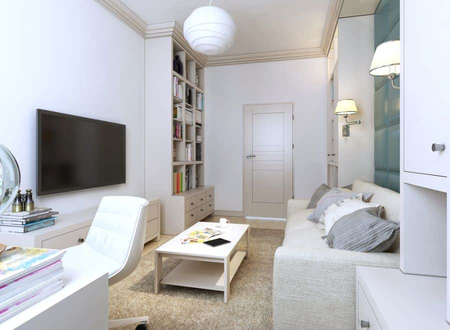 Multipurpose Room Bedroom Ideas 1