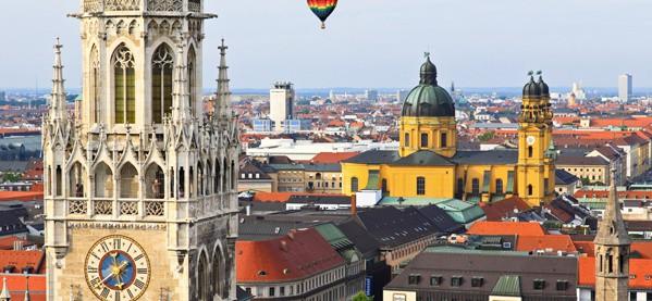 Munich City Germany