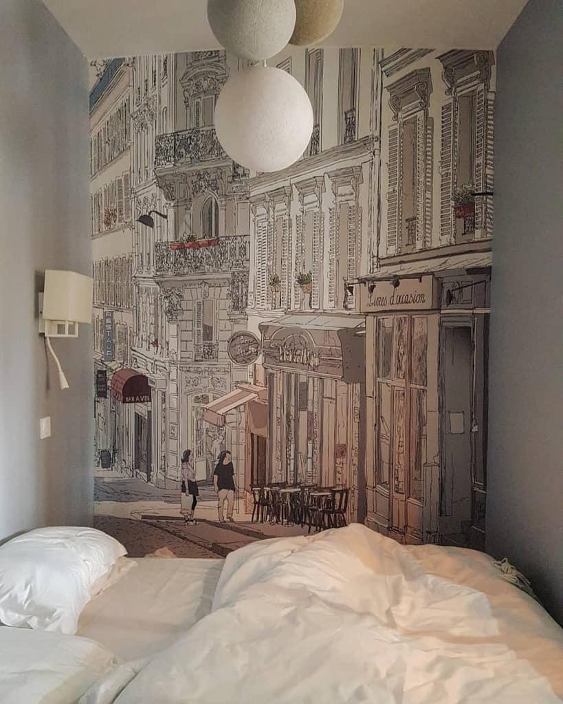 mural bedroom wallpaper ideas aissagonzalez