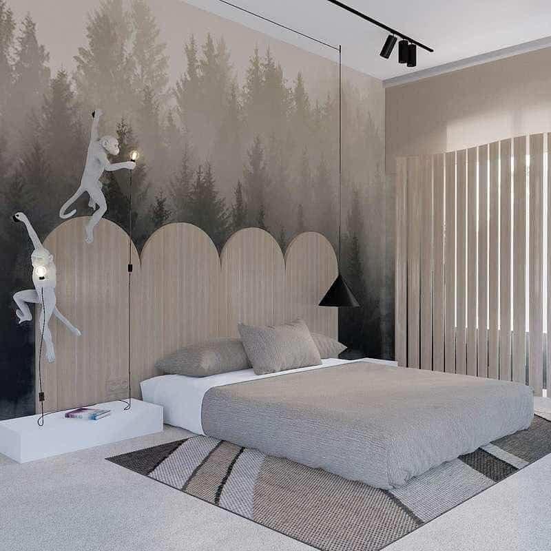 mural bedroom wallpaper ideas fran.designs