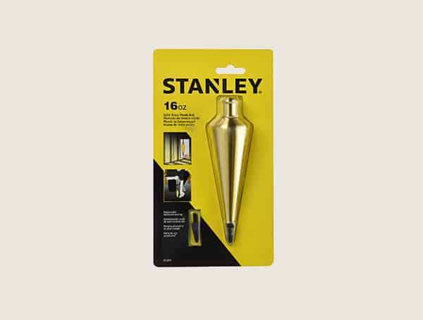 Must Have Tools For Men Brass Plumb Bob