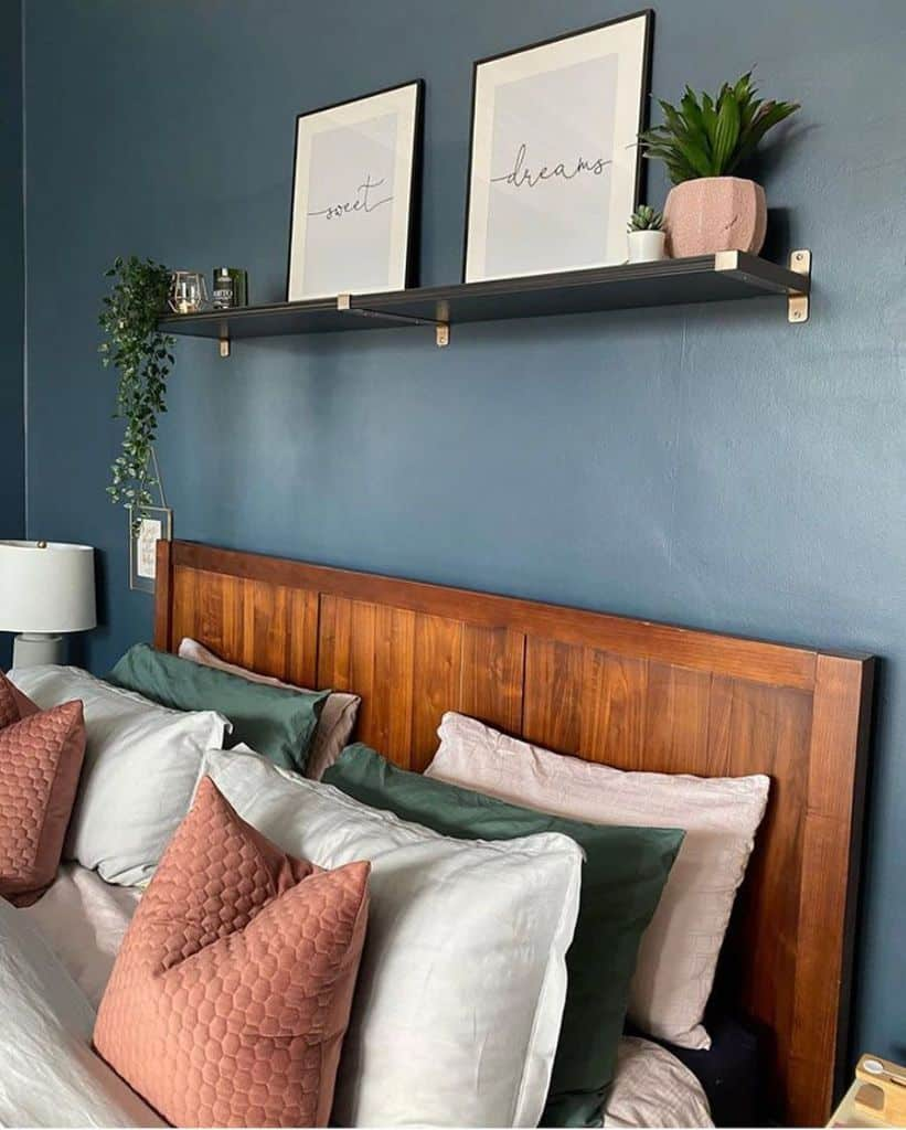 muted blue color bedroom ideas rosemurray_house
