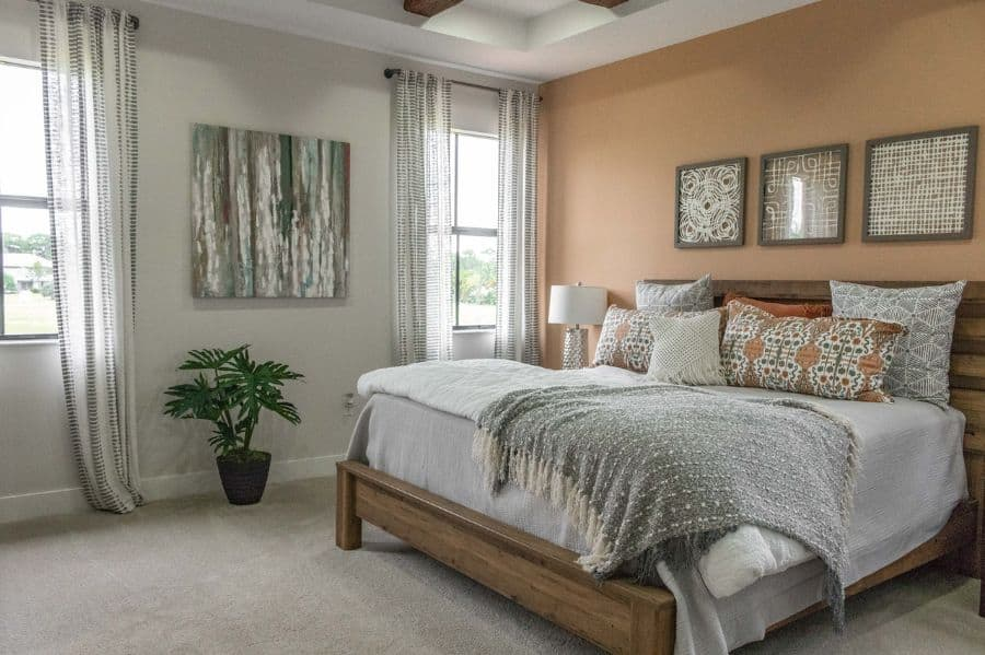muted color bedroom paint ideas 1