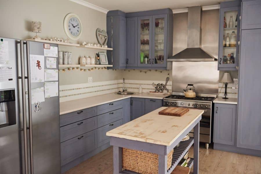 Muted Color Kitchen Paint Colors 9