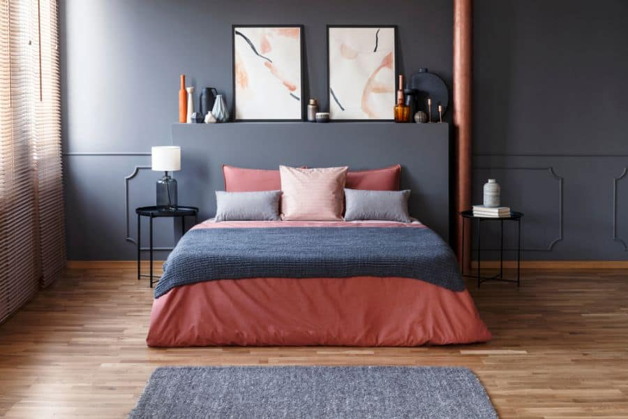 Muted Colors Bedroom Paint Colors 4