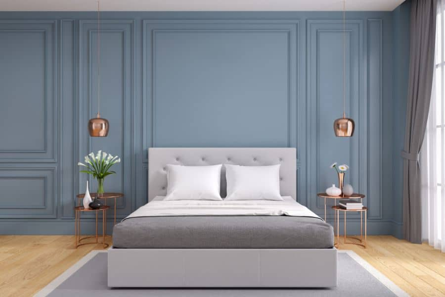 Muted Colors Bedroom Paint Colors 5