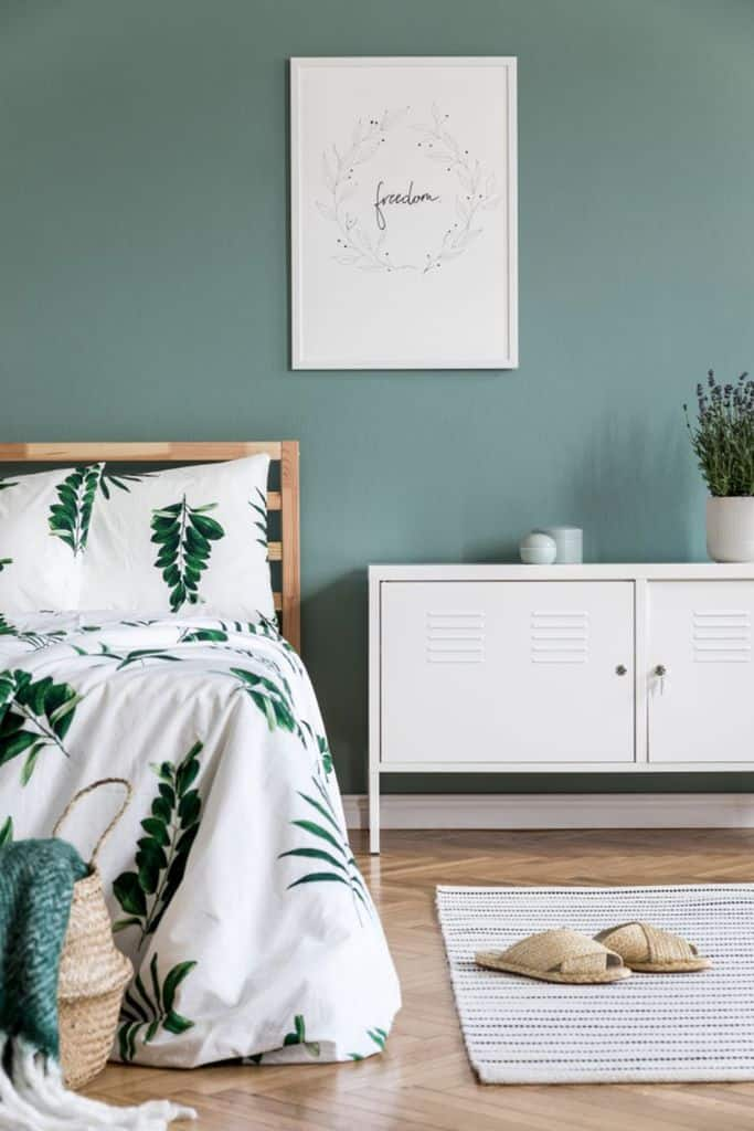 Muted Colors Bedroom Paint Colors 6