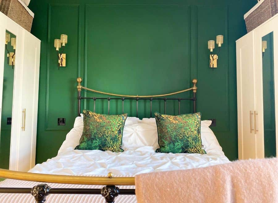 Muted Colors Bedroom Paint Colors Canwepaintyet