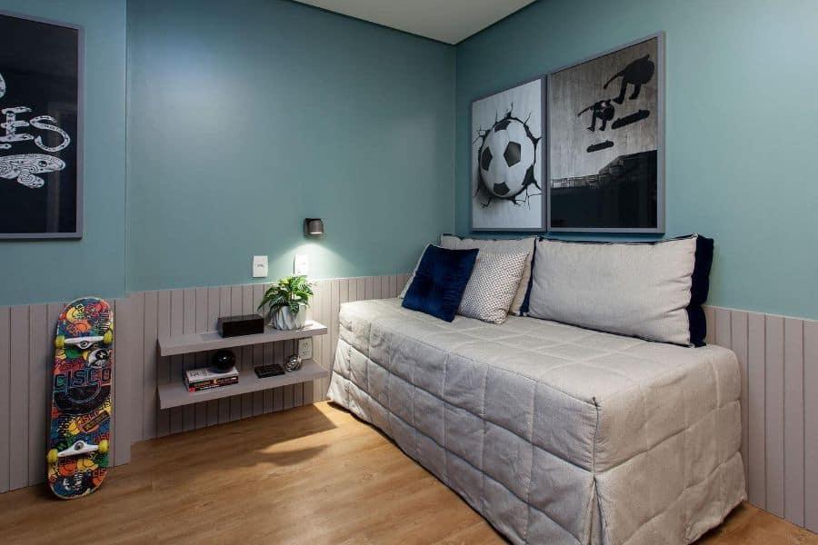 Muted Colors Bedroom Paint Colors Gabrielmagalhaes.arq