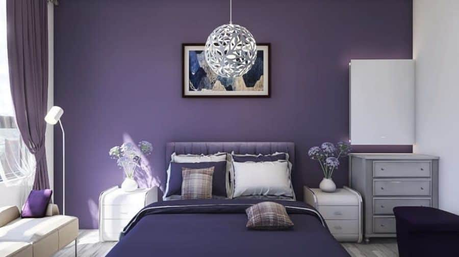 Muted Colors Bedroom Paint Colors Interior.broodings