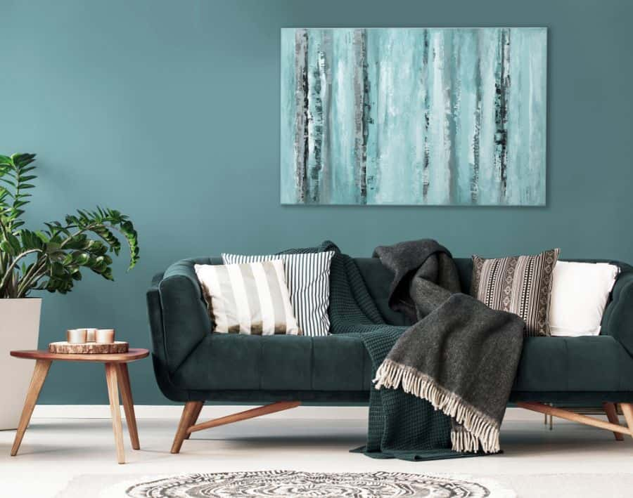 Muted Colors Living Room Paint Ideas 2