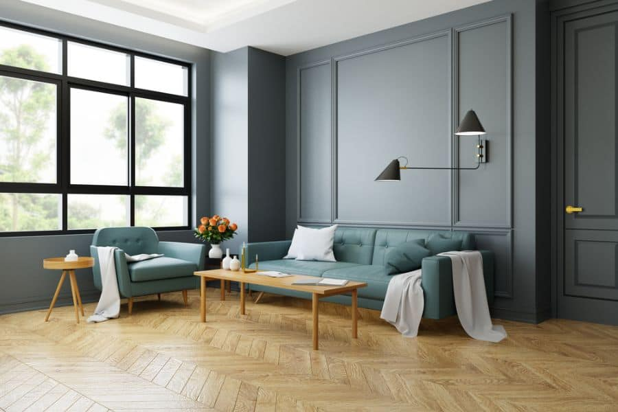 Muted Colors Living Room Paint Ideas 5