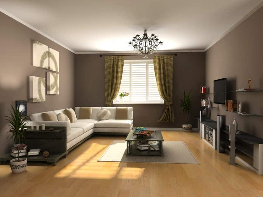 Muted Colors Living Room Paint Ideas 7