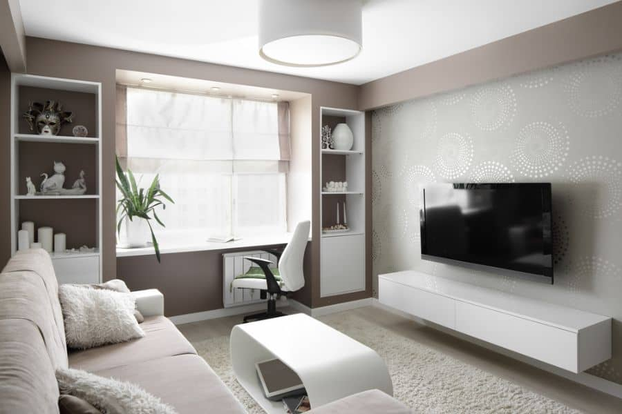Muted Colors Living Room Paint Ideas 8