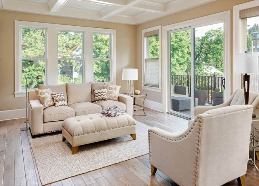 Muted Colors Living Room Paint Ideas 9