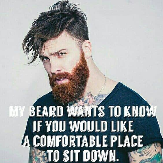 Beard and tattoos meme - photo#39