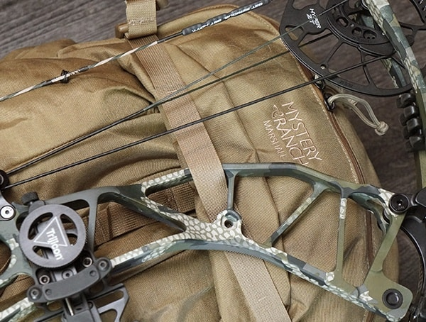 Mystery Ranch Marashall Review Pack With Bowhunting Bow Straps
