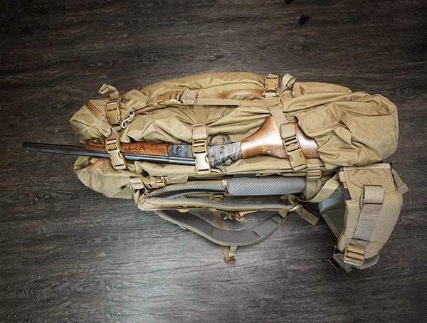Mystery Ranch Marashall Rifle Side View
