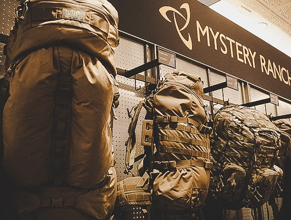 Mystery Ranch Military Law Enforcement Packs