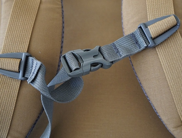 Mystery Ranch Mission Rover Backpack Sternum Strap