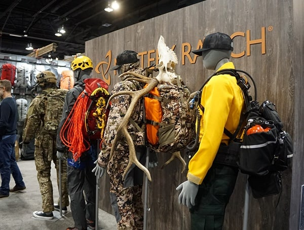 Mystery Ranch Outdoor Retailer Winter Market 2018