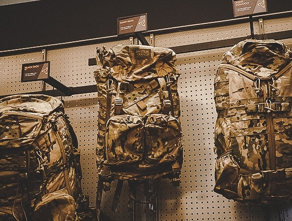 Mystery Ranch Tactical Military Multicam Backpacks