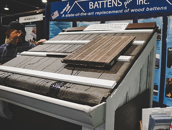 Nahb 2019 Show Battens Plus Inc State Of The Art Replacement Of Wood Battens