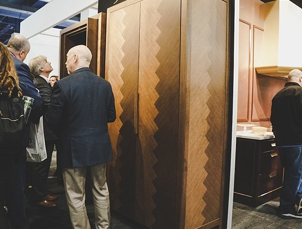 Nahb 2019 Show Custom Wood Cabinetry