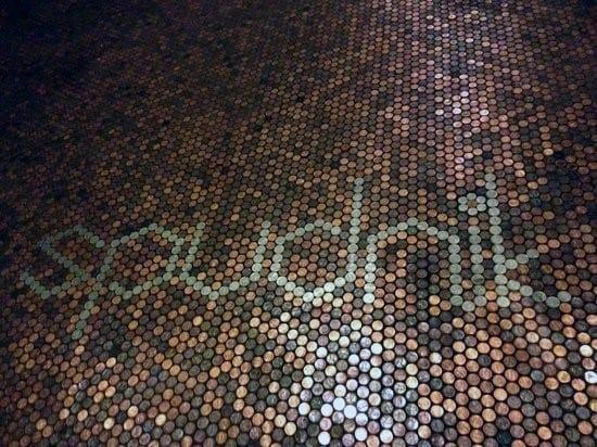 Name In Penny Floor