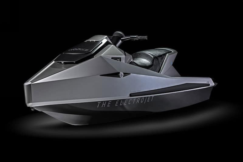 The Narke GT95 Is the Latest in Luxury Electric Jet Skis