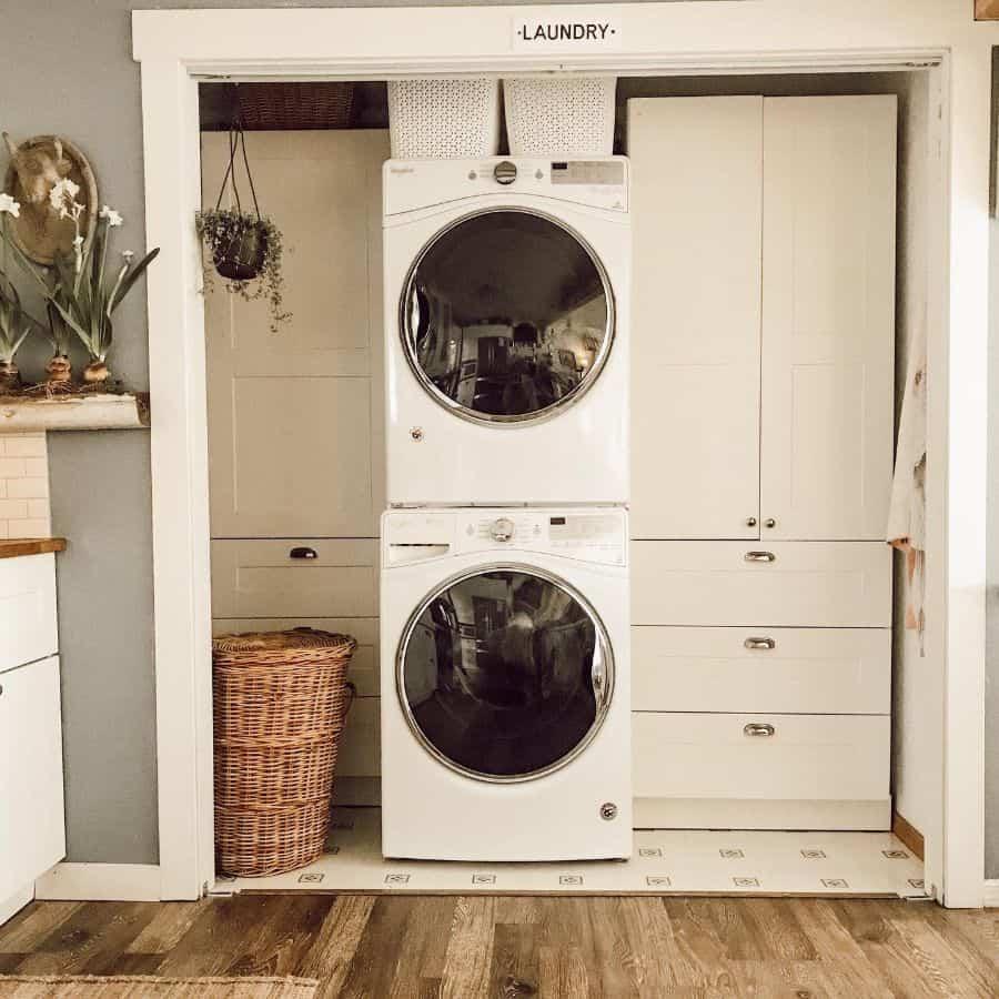 narrow laundry room cabinet ideas winterandsage