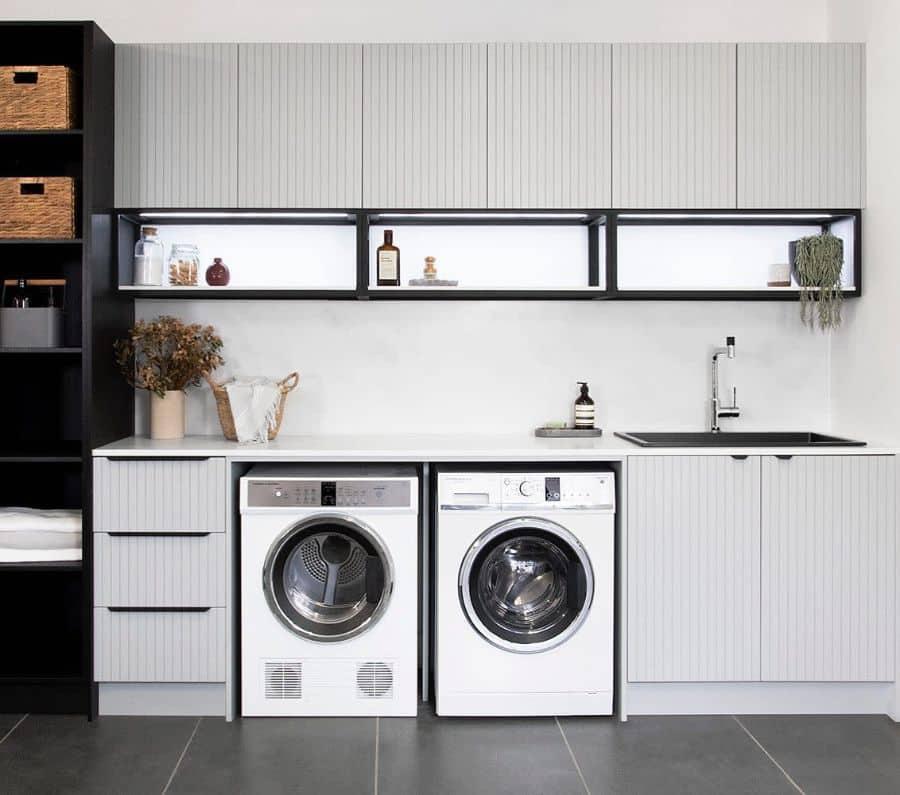 narrow laundry room sink ideas jamiejtapware