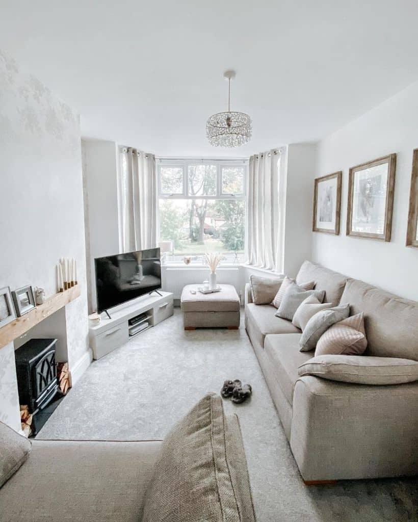 narrow long living room ideas athomewithlia